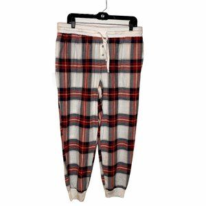 Stars Above Red Green White Lounge Pants (New)
